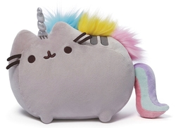 PUSHEEN -  PELUCHE PUSHEENICORN (33 CM)