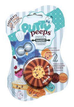 PUTTY PEEPS -  BISCUITS AUX PÉPITES DE CHOCOLAT -  BOULANGERIE À BONBONS