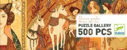 PUZZLE GALLERY -  UNICORN GARDEN (500 PIÈCES)