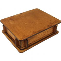 PUZZLE MASTER -  BUTTON BOX (NIVEAU 8)