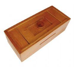PUZZLE MASTER -  SECRET PUZZLE BOX - BUTTON BANK