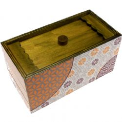 PUZZLE MASTER -  SPRING TIME PUZZLE BOX (LARGE)