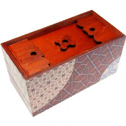 PUZZLE MASTER -  WINTER TIME PUZZLE BOX (LARGE)