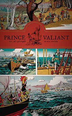 Prince Valiant -  1967-1968 HC 16