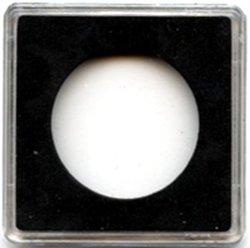 QUADRUM -  CAPSULES CARRÉES POUR PIÈCES DE 31 MM (PAQUET DE 10)