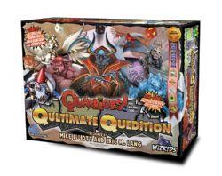 QUARRIORS -  QULTIMATE QUEDITION (ANGLAIS)