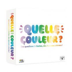 QUELLE COULEUR? (FRANÇAIS)