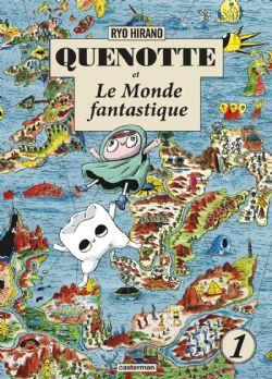 QUENOTTE ET LE MONDE FANTASTIQUE -  (V.F.) 01