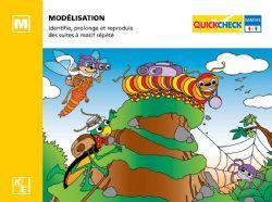 QUICKCHECK -  MODÉLISATION (FRANÇAIS) -  MATERNELLE