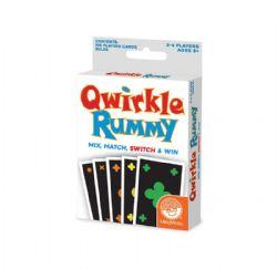 QWIRKLE -  RUMMY (ANGLAIS)
