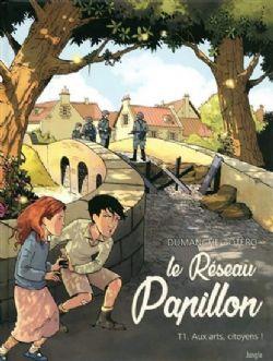 RÉSEAU PAPILLON, LE -  AUX ARTS, CITOYENS! (PRIX DÉCOUVERTE) 01