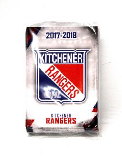 RANGERS DE KITCHENER -  (24 CARTES) -  2017-18