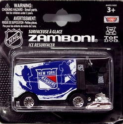 RANGERS DE NEW YORK -  ZAMBONI 1/50