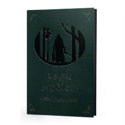 RANGERS OF SHADOW DEEP -  LIVRE DE RÈGLES DELUXE (ANGLAIS)