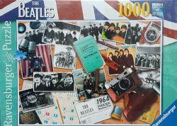 RAVENSBURGER -  1964 - LE POINT DE VUE DU PHOTOGRAPHE (1000 PIÈCES)