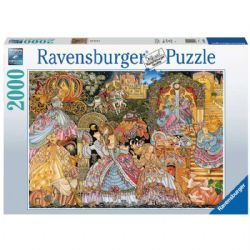 RAVENSBURGER -  CENDRILLON (2000 PIÈCES)