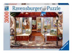 RAVENSBURGER -  GALERIE DES BEAUX ARTS (3000 PIÈCES)