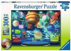 RAVENSBURGER -  HOLOGRAMMES DES PLANÈTES (300 PIÈCES XXL) - 9 ANS+