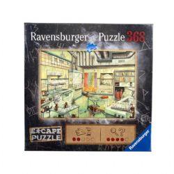 RAVENSBURGER -  LABORATOIRE (368 PIECES) -  ESCAPE PUZZLE