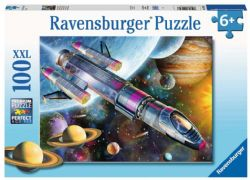 RAVENSBURGER -  MISSION DANS L'ESPACE (100 PIÈCES XXL) - 6 ANS+