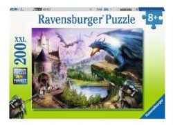 RAVENSBURGER -  MOTAGNES DE MAYHEM (200 PIÈCES XXL) - 8 ANS+