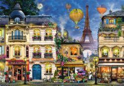 RAVENSBURGER -  PROENADE DU SOIR DANS PARIS (18000 PIÈCES)