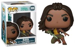 RAYA ET LE DERNIER DRAGON -  FIGURINE POP! EN VINYLE DE RAYA EN POSE DE GUERRIÈRE (10 CM) 999