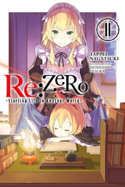 RE:ZERO -STARTING LIFE IN ANOTHER WORLD- -  -ROMAN- (V.A.) 11