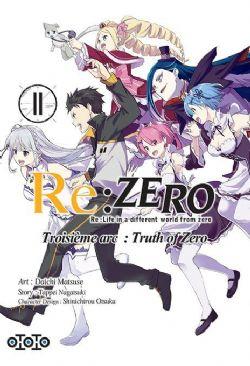 RE:ZERO -  (V.F.) 11 -  TROISIÈME ARC: TRUTH OF ZERO 18