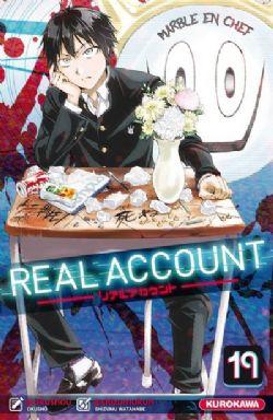 REAL ACCOUNT -  (V.F.) 19