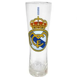 REAL MADRID -  VERRE PILSNER