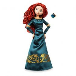 REBELLE -  POUPÉE DE MÉRIDA (30 CM) -  PRINCESSES DISNEY