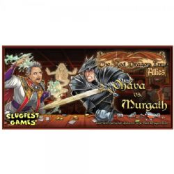 RED DRAGON INN, THE -  ALLIES - OHAVA VS MURGATH