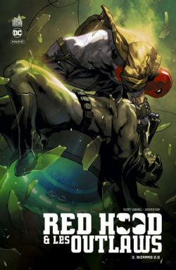 RED HOOD -  BIZARRO 2.0 -  RED HOOD & LES OUTLAWS 02