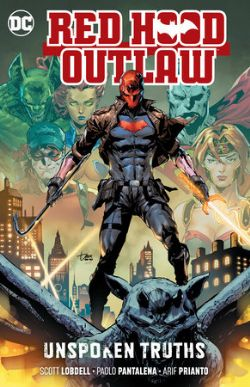 RED HOOD -  UNSPOKEN TRUTHS TP -  RED HOOD: OUTLAW 04