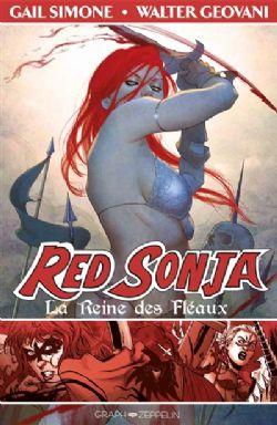 RED SONJA -  LA REINE DES FLÉAUX 01