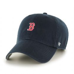 RED SOX DE BOSTON -  CASQUETTE AJUSTABLE - BLEU