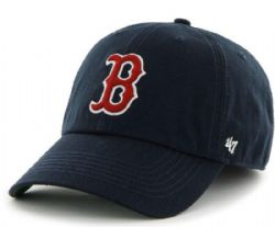 RED SOX DE BOSTON -  CASQUETTE - BLEU (GRAND)