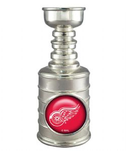 RED WINGS DE DÉTROIT -  RÉPLIQUE COUPE STANLEY (8.3CM)
