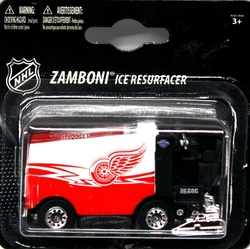 RED WINGS DE DÉTROIT -  ZAMBONI 1/50