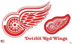 RED WINGS DE DETROIT -  ENSEMBLE D'AIMANTS