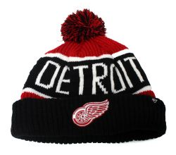 RED WINGS DE DETROIT -  TUQUE À POMPOM