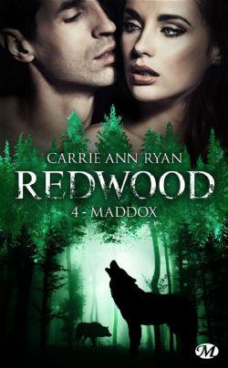 REDWOOD -  MADDOX (FORMAT DE POCHE) 04