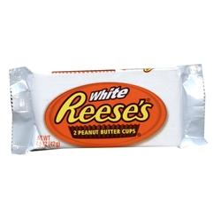 REESE'S -  CHOCOLAT BLANC