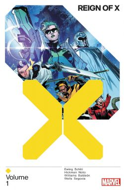 REIGN OF X -  TP 01