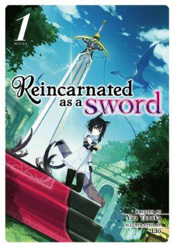 REINCARNATED AS A SWORD -  -ROMAN- (V.A.) 01