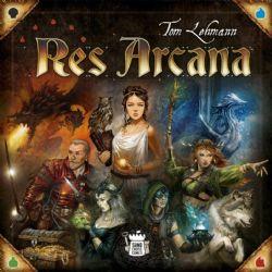 RES ARCANA (ANGLAIS)