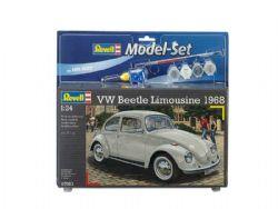REVELL -  VW BEETLE LIMOUSINE 1968 1:24