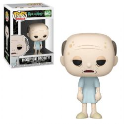 RICK ET MORTY -  FIGURINE POP! EN VINYLE DE HOSPICE MORTY (10 CM) 693