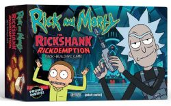 RICK ET MORTY -  THE RICKSHANK RICKDEMPTION (ANGLAIS)